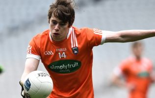 Armagh's Andrew Murnin on the rule change that would best reward attacking sides