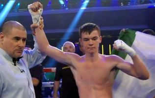 Monaghan teenager Aaron McKenna goes 5-0 after another impressive victory