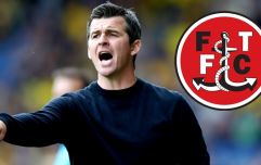 Police investigating incident between Joey Barton and Barnsley manager