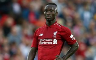 It hasn't taken long for Naby Keïta to win over Liverpool fans