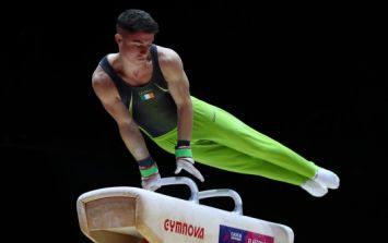 Rhys McClenaghan produces masterclass to take European Championships gold