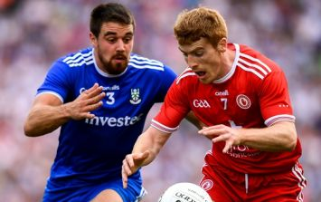 Cavanagh and Harte supreme as Tyrone reach first All-Ireland final in 10 years