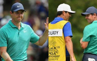 Rory McIlroy produces series of outrageous shots to light up PGA Championship final round