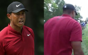 PGA Championship: Tiger Woods's front nine was the stuff of mad genius
