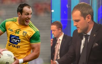 There was a strong reaction to Michael Murphy's debut on The Sunday Game