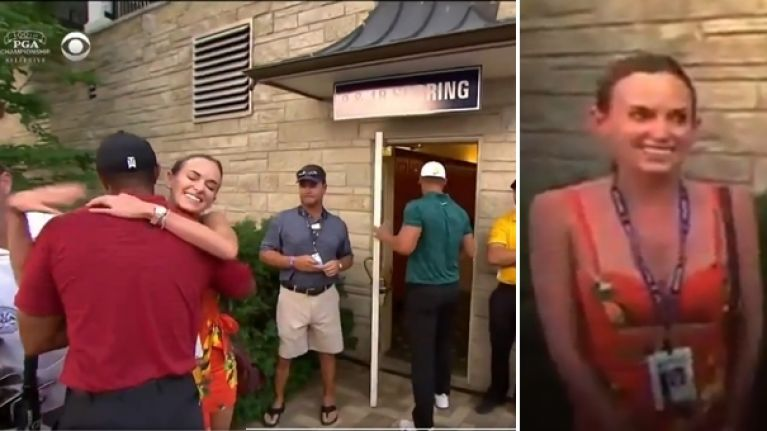Tiger Woods Classy Reaction To Brooks Koepka S Win Left His