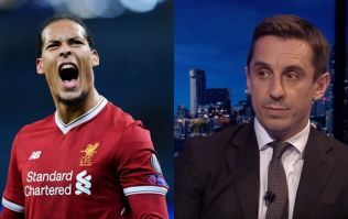 Gary Neville compares Virgil van Dijk to legendary Manchester United defender