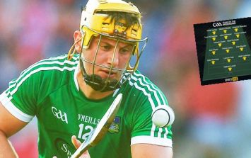 Only four Limerick men make The GAA Hour team of the year