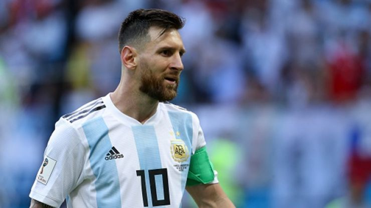 FIFA ban Palestinian Football president for inciting violence against Lionel Messi