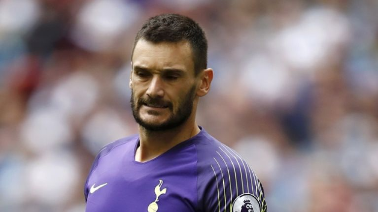 3bd98e8c9f5 Hugo Lloris arrested for drink driving ahead of Manchester United clash
