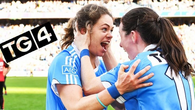 Live TG4 triple header on today as all ladies football finalists to be decided