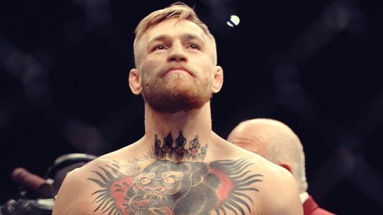 Conor McGregor cảm kích trước lời tán dương của Tyson Fury