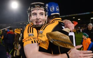 Buff Egan gives the gift of perfect coverage of Tony Kelly's great masterclass