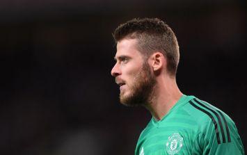 Man United reportedly floundering over David De Gea's contract
