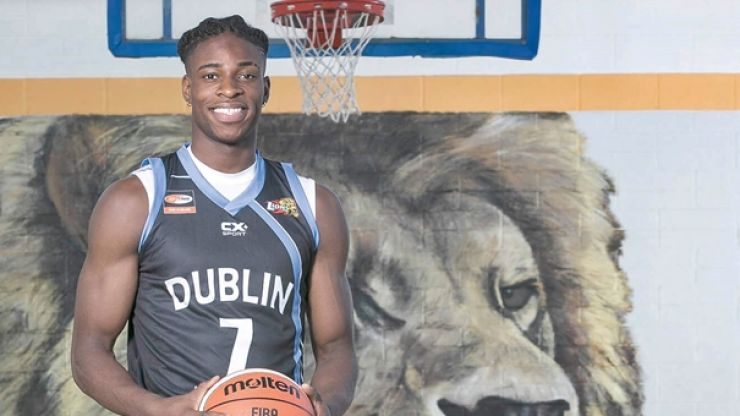 Clondalkin lad now ranked in Top 20 High School basketball players in USA