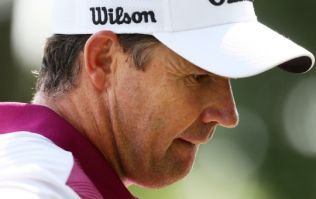 Padraig Harrington's response to losing PGA Tour card speaks volumes