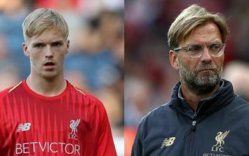 New report reveals what Jurgen Klopp thinks of Liverpool's Irish goalkeeper