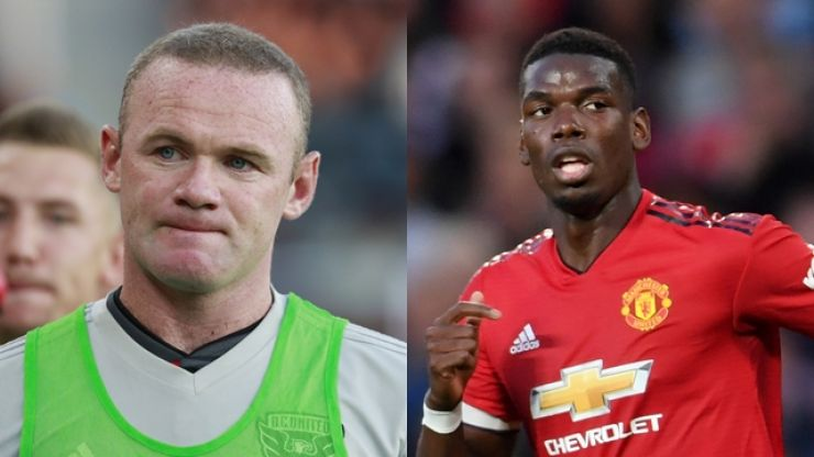 Wayne Rooney calls on Paul Pogba to take responsibility for his performances