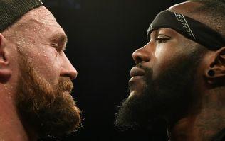 Tyson Fury responds to latest rumour surrounding Deontay Wilder fight
