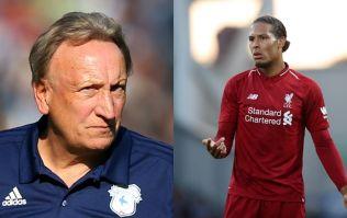 Neil Warnock doubles down on questionable Virgil van Dijk claim