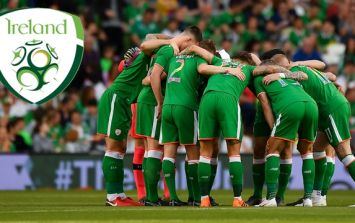 Republic of Ireland name squad for first Uefa Nations League game