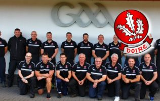 Derry must have the finest line-up of under-12 coaches in Ireland