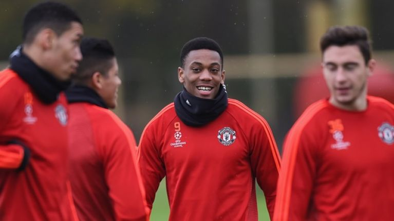 Anthony Martial is reportedly the reason for rift between Jose Mourinho and Ed Woodward