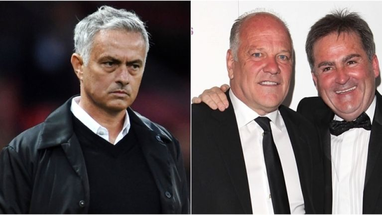 Andy Gray reveals who should replace Mourinho and Richard Keys can't believe it