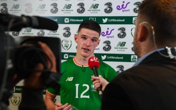 'Surely he was born in a paddy field, no?' - English reaction to Declan Rice deliberations