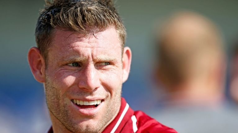 James Milner open to moving to Glasgow clubs