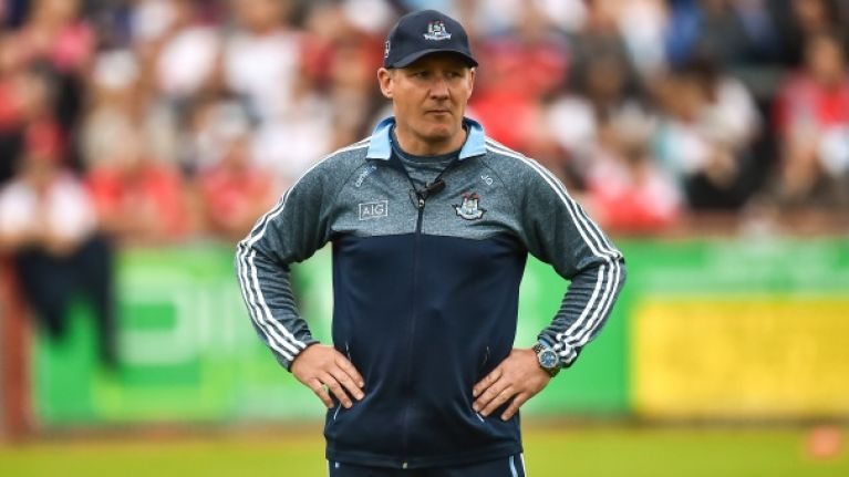"""""""If you ask Jim Gavin now, his preference would be a quick kick passing game"""""""