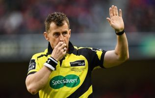 Nigel Owens was hugely impressed with the All-Ireland hurling final