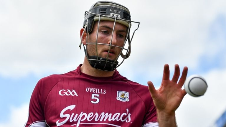 The Sunday Game panel voted unanimously for Pádraic Mannion as their Player of the Year