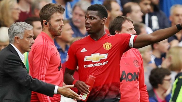 Paul Scholes rips into Paul Pogba after Brighton defeat