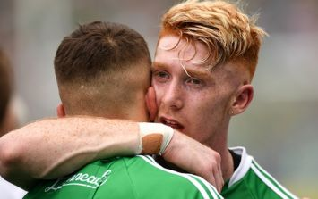 Nobody on planet earth enjoyed Limerick's win more than Cian Lynch