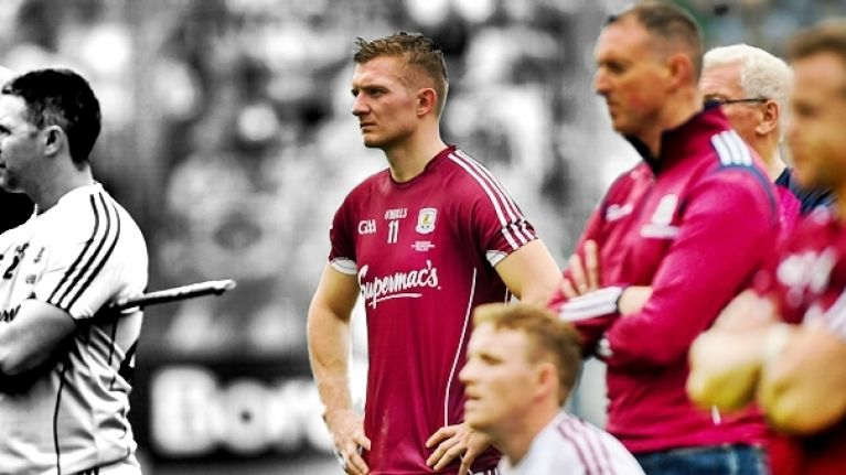 Joe Canning's actions when Galway were dead and dusted are part of what makes him great