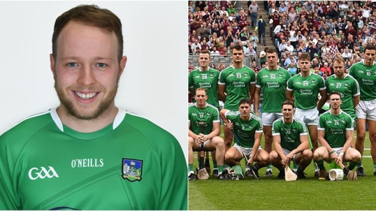 Limerick's gesture to injured Paul Browne did not go unnoticed