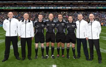 GAA announce referee for Dublin and Tyrone All-Ireland final