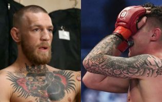 Conor McGregor told James Gallagher what went wrong in knockout defeat
