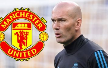 Man United address Zidane speculation and back Mourinho as manager