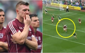 Galway legend's claim for 79th minute free is forgetting one crucial detail