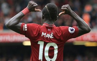 Sadio Mané on why he copies his teammates' goal celebrations