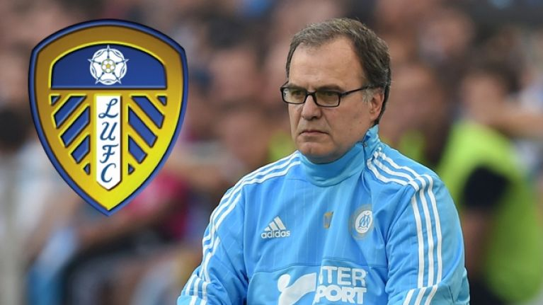 Marcelo Bielsa has already rejected the chance to leave Leeds