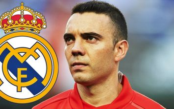 Liverpool flop Iago Aspas linked with shock move to Real Madrid