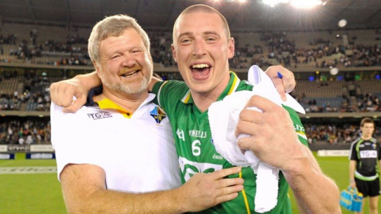 Kieran Donaghy's hilarious take on whether the offensive mark would prolong his career