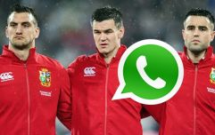 Sam Warburton on the cruel reality of WhatsApp etiquette after retirement