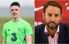 Gareth Southgate offers classy response when asked about Declan Rice