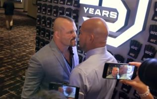 Oscar De La Hoya makes first move into MMA with official announcement of Chuck Liddell vs Tito Ortiz III