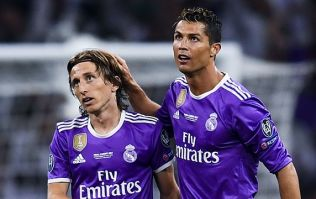 Cristiano Ronaldo's agent criticises 'shameful' UEFA after Luka Modric wins award