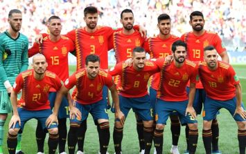 Some huge omissions from latest Spain squad to play England